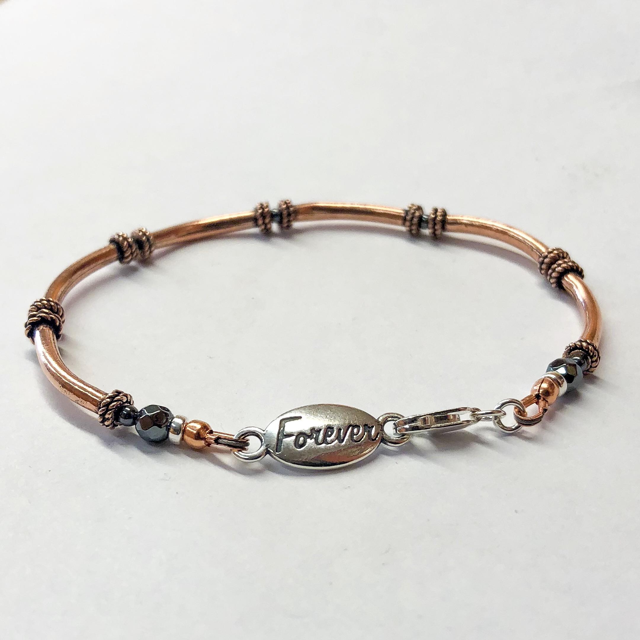 Forever Copper Bracelet