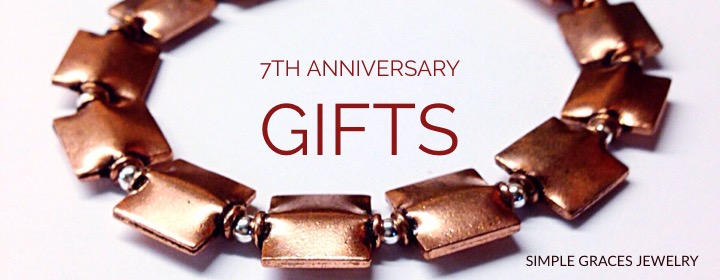 7th Anniversary Gifts